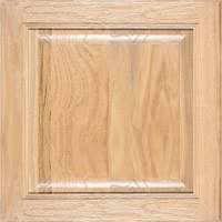 Oak wood for kitchen cabinets.