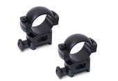 1 inch Rifle Scope Rings, Low/Medium/High Profiles