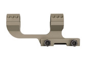 1in High Performance Offset Dual Ring Scope Mount