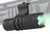 150 Lumen LED Flashlight - Green Light