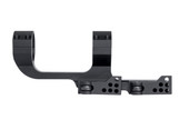 Slim Profile Series Offset Picatinny Scope Mount w/ QR