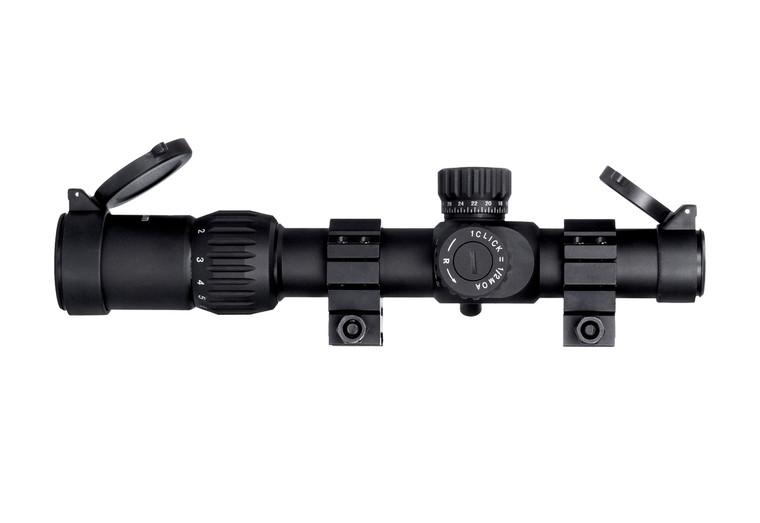 G3 1-6x24 FFP Rifle Scope