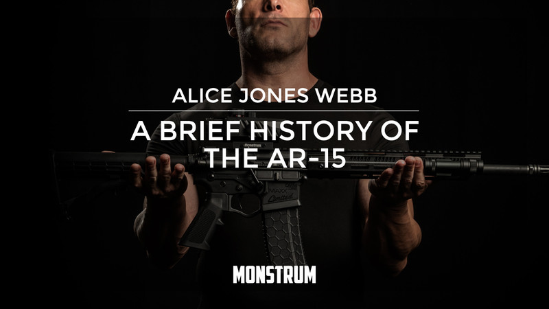 A Brief History of the AR-15