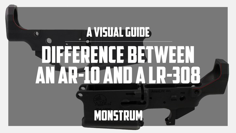 What is the Difference Between an AR-10 and an LR-308