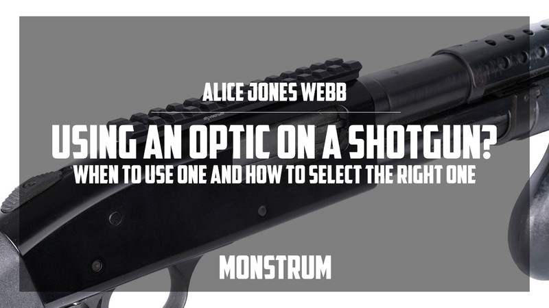 Using an Optic on a Shotgun?  When to Use One and How to Select the Right One