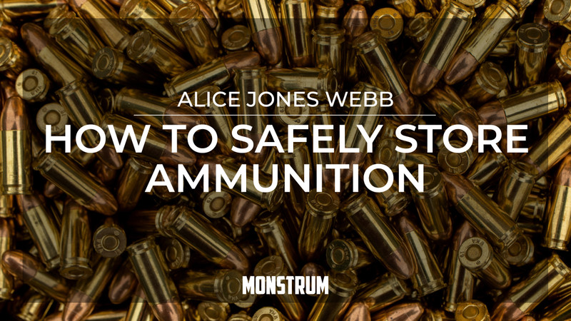 How to Safely Store Ammunition