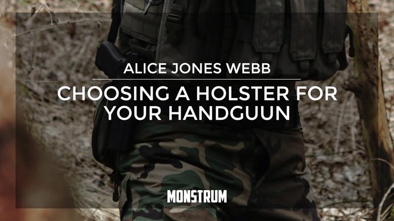 Choosing a Holster for your Handgun