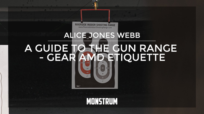 Guide to the Gun Range - Gear and Etiquette