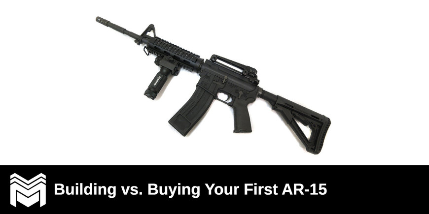Building vs Buying your first AR-15