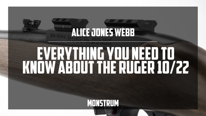 Everything You Need to Know About the Ruger 10/22