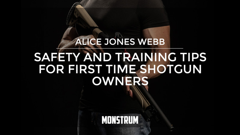 Safety and Training Tips for First Time Shotgun Owners