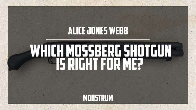 Which Mossberg Shotgun is Right for Me?