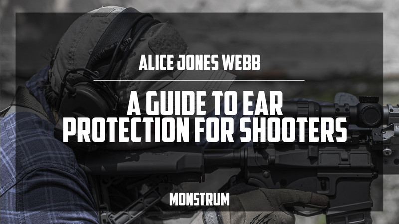A Guide to Ear Protection for Shooters