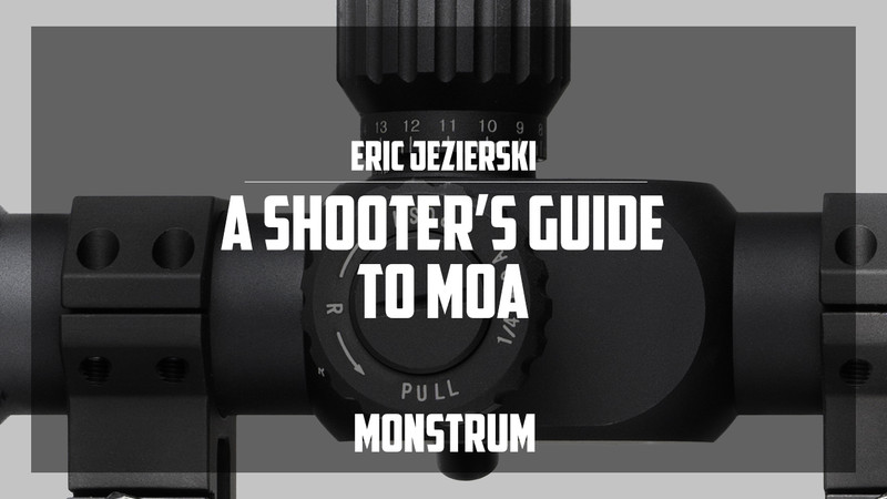 A Shooter's Guide to MOA
