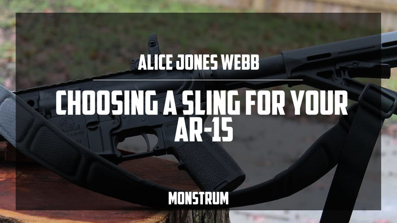 Choosing a Sling for Your AR-15