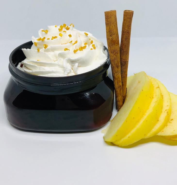Golden Delicious Whipped Sugar Scrub