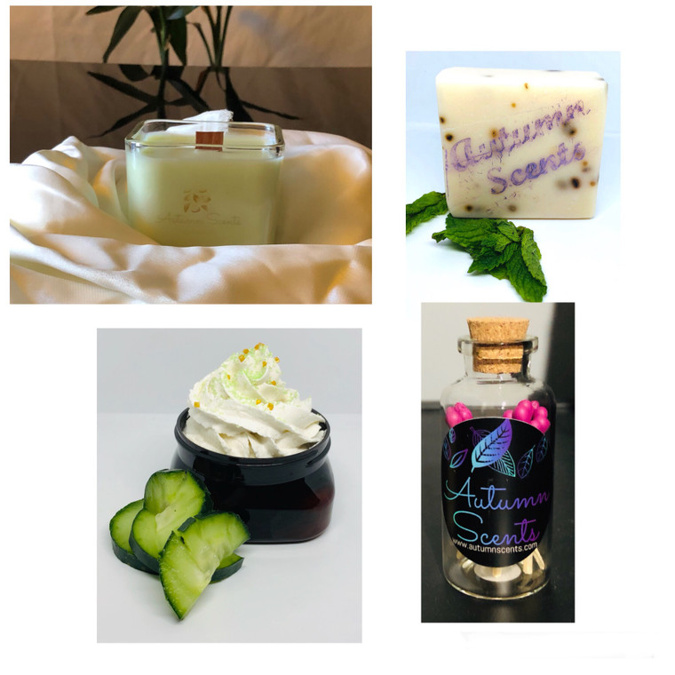 Deluxe Autumn Scents Gift Box