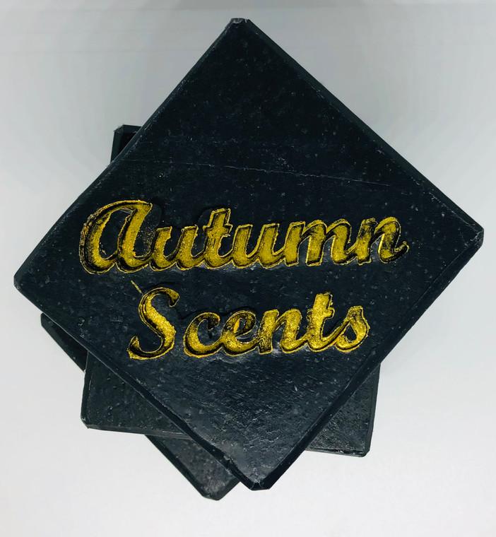 Autumn Scents Black Soap