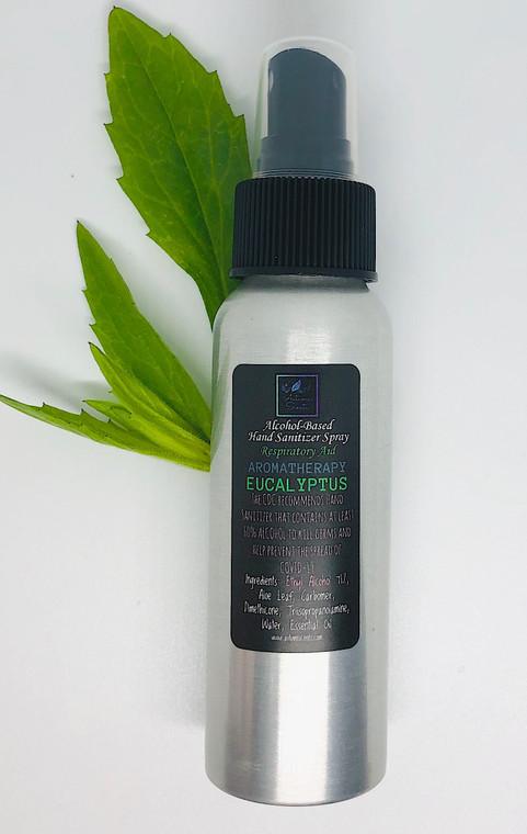 Aromatherapy Hand Sanitizer - Eucalyptus
