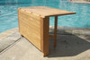 TEAK GATELEG TABLE