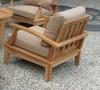 Jandi Teak Club Chair