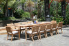 Awesome Teak Set for dining.