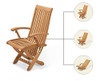 MONTAUK TEAK DINING SET - out of stock