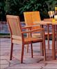 LACOVIA TEAK DINING SET (6 seat) - RECTA
