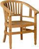 Prince Charles teak chair.