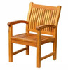 Teak Marley Arm Chair.