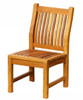 Teak Marley Side Chair