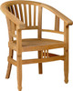Teak Captain's Chair by WOOD-JOY. Awesome teak!