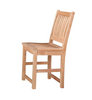 GRANDVIEW TEAK DINING SET (6 seat) - II (counter height) - out of stock