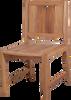 KONA TEAK DINING SET (6 seat) + FREE GIFT