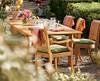 KUTA TEAK DINING SET - 10 seat - I