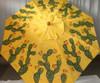 ART UMBRELLA - CACTUS FLOWER