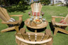 (5pc) DNI ADIRONDACK CHAIR SET - II