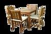 KONA TEAK BISTRO SET (6 seat) + FREE GIFT