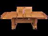 PHILADELPHIA DOUBLE EXTENSION TABLE