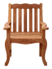 TORREON ARM CHAIR (lot of 8)
