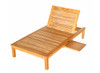 SONOMA CHAISE LOUNGER (lot of 4) - out of stock