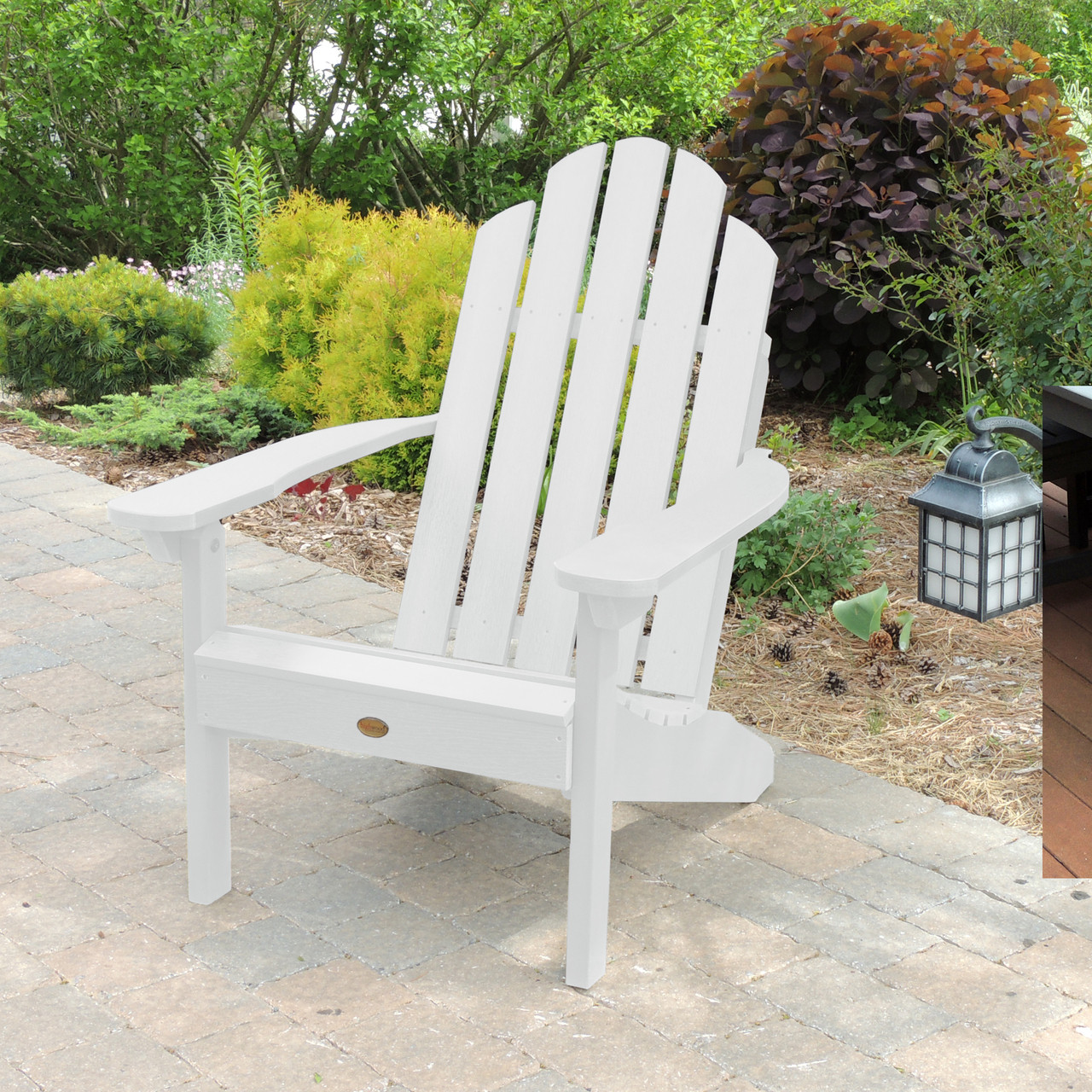 Highwood Classic Westport Adirondack Chair Woodjoyteak Com