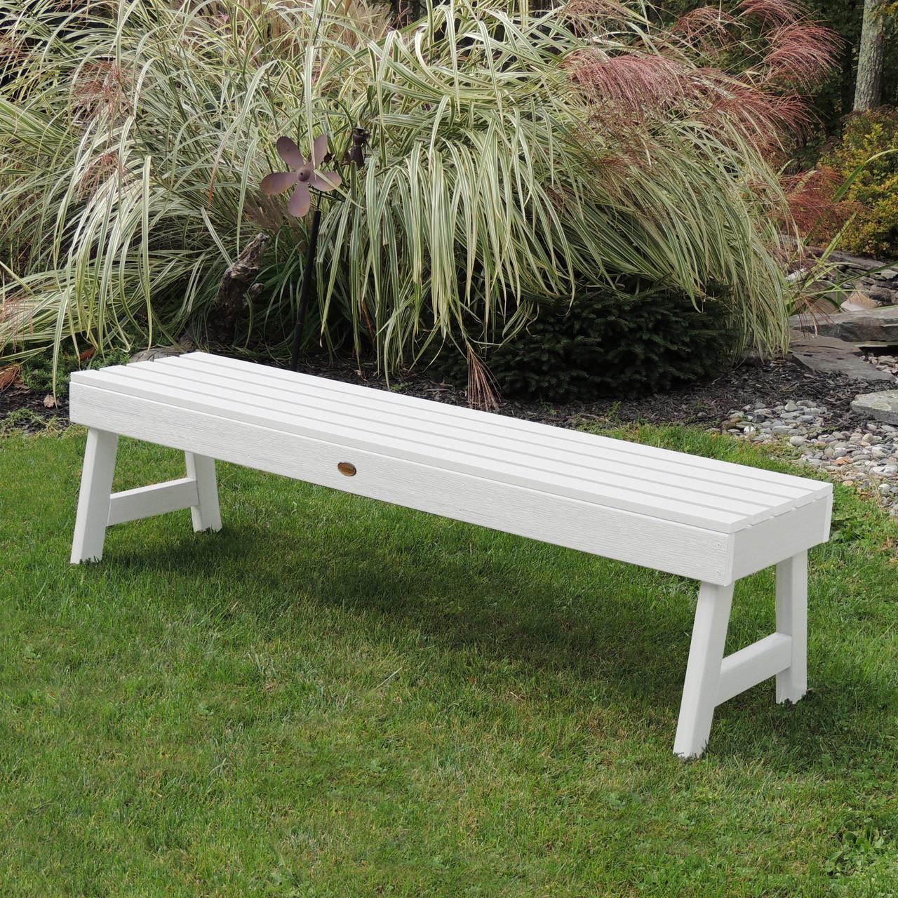 Superb Highwood 4Ft Weatherly Backless Bench Ibusinesslaw Wood Chair Design Ideas Ibusinesslaworg