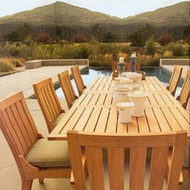 Selecting Teak Outdoor Tables