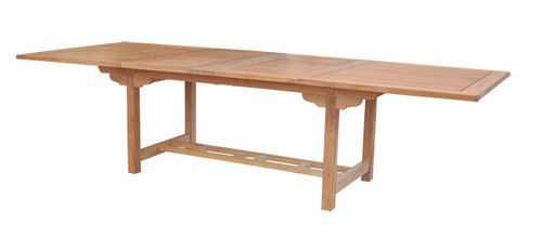 RECTANGULAR DBL EXTENSION TABLE 117