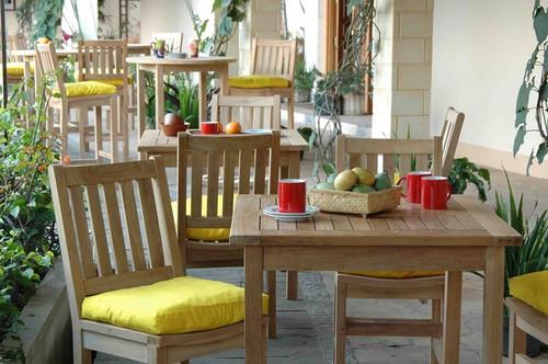 BALBOA TEAK DINING SET (2-4 seat)