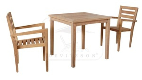 CONTEMPO TEAK DINING SET - out of stock