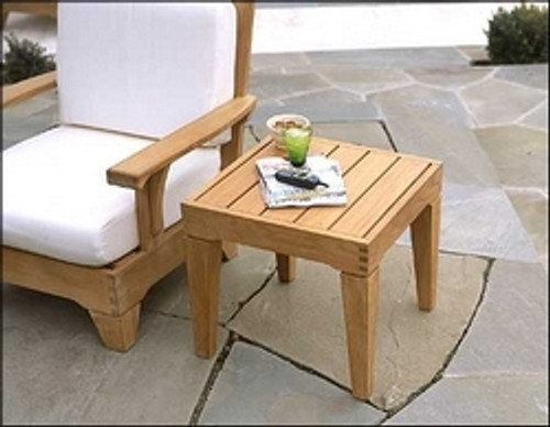 MOREA SQUARE SIDE TABLE