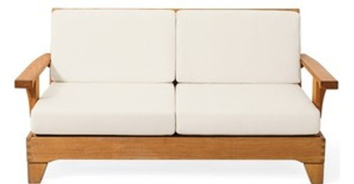 Teak Sofa Morea Design