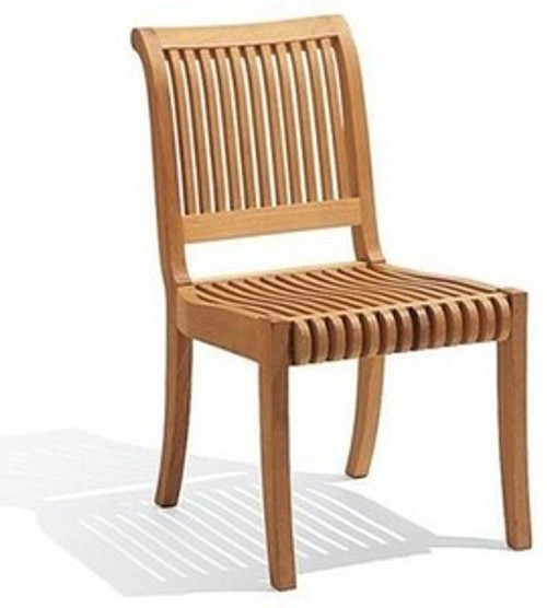 Kuta Side Chair - Teak.